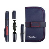 Kit 3 en 1 JJC Lápiz y Pincel limpiador para objetivos