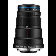 Laowa 25mm f/2.8 2.5-5x Ultra-Macro Sony FE