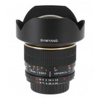 Samyang 14mm para Canon
