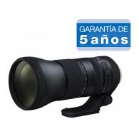 Objetivo Tamron 150-600 mm f/5-6.3 SP Di VC USD G2 Telefoto