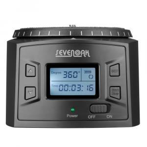 Sevenoak SK-EBH2000 Rótula Panorámica Electrónica