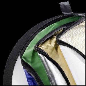 Kit Reflectores plegables 7en1 Walimex 56cm