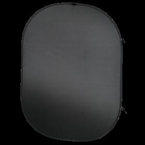 Fondo plegable Walimex Negro 150x200cm