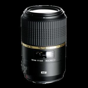 Objetivo Tamron SP AF 90mm f/2,8 Di Macro VC USD Canon