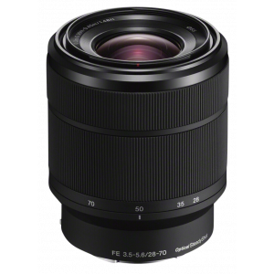 Objetivo Sony 28-70mm f/3,5-5,6