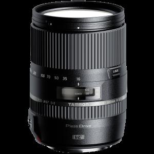 Objetivo Tamron 16-300mm f/3.5-6.3 DI II AF VC PZD Macro Nikon