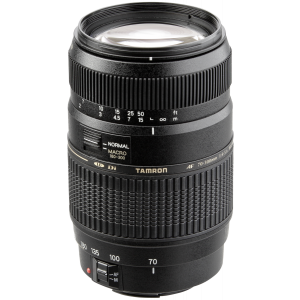 Objetivo Tamron 70-300mm f4.0-5.6 LD DI AF Canon