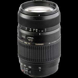 Objetivo Tamron 70-300mm f4.0-5.6 LD DI AF Sony