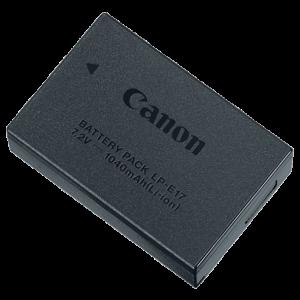 Batería de litio Canon LP-E17