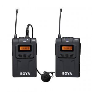 Micrófono Lavalier Inalámbrico UHF Boya BY-WM6