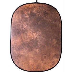 Fondo plegable Walimex marrón batik 146x200cm