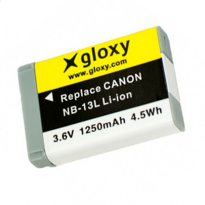 Gloxy Batería Canon NB-13L