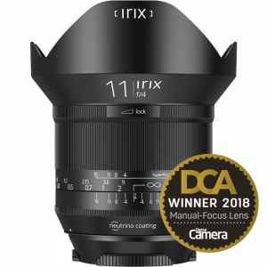 Irix 11mm Nikon Blackstone