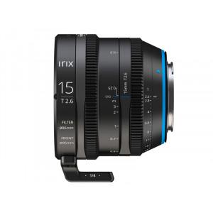 Irix Cine 15mm T2.6