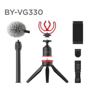 Kit universal Boya BY-VG330 para móviles