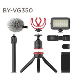 Kit universal Boya BY-VG350 para móviles