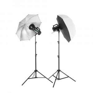 Kit de iluminación de estudio Quadralite Move 200
