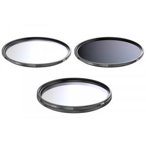 Kit Filtros Irix Edge UV + CPL + ND32