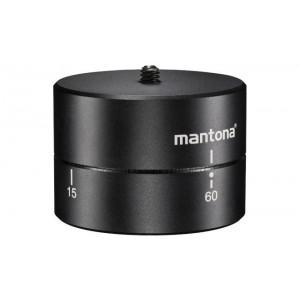 Rótula electrónica Mantona Turnaround 360º