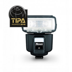 Flash Nissin i60A para Fuji