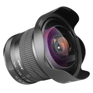 Objetivo Meike 8mm f/3.5 MK Ojo de pez para Canon EF