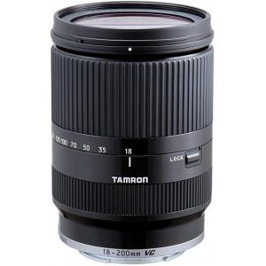Objetivo Tamron 18-200mm f/3.5-6.3 Di III VC Canon EOS M