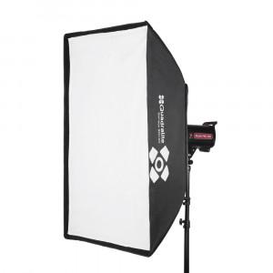 Softbox Rectangular 80x120cm Quadralite