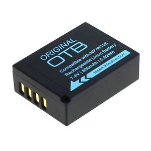 Batería de litio Fujifilm NP-W126 Compatible