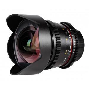 Objetivo Samyang 14mm T3.1 V-DSLR ED AS IF UMC Sony