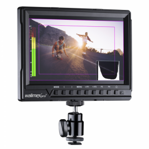 Monitor Walimex Pro Director Full HD III 17,8cm 7