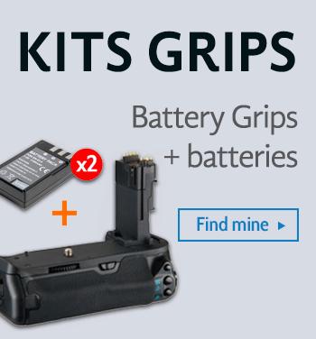 Gloxy battery grips