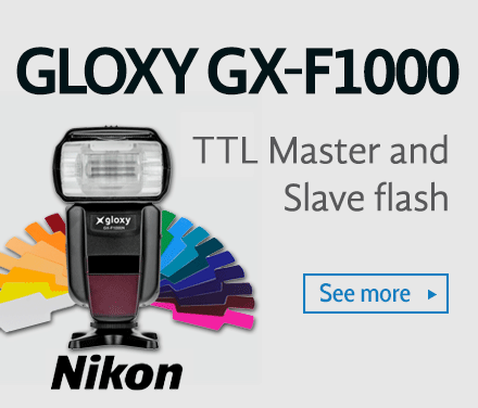 Gloxy GX-F1000N Flash for Nikon