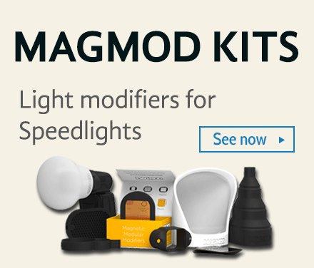 Magmod accessories for Speedlights