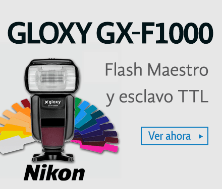 Flash Gloxy GX-F1000