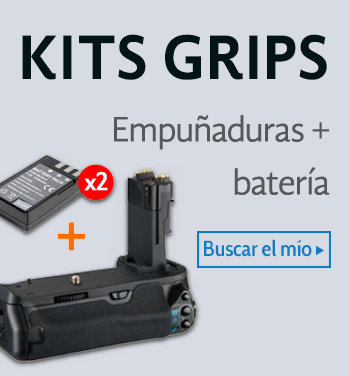 Kits empuñaduras