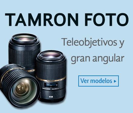 Objetivos Tamron
