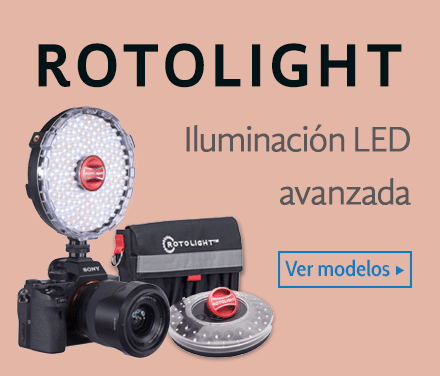 Rotolight Antorchas LED