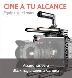 Accesorios para cámaras BlackMagic
