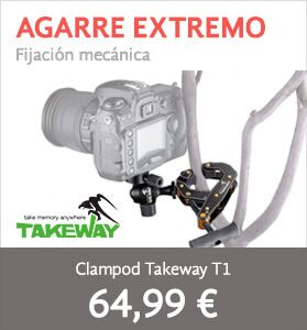 Takeway Clampod T1