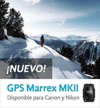 GPS para Canon y Nikon