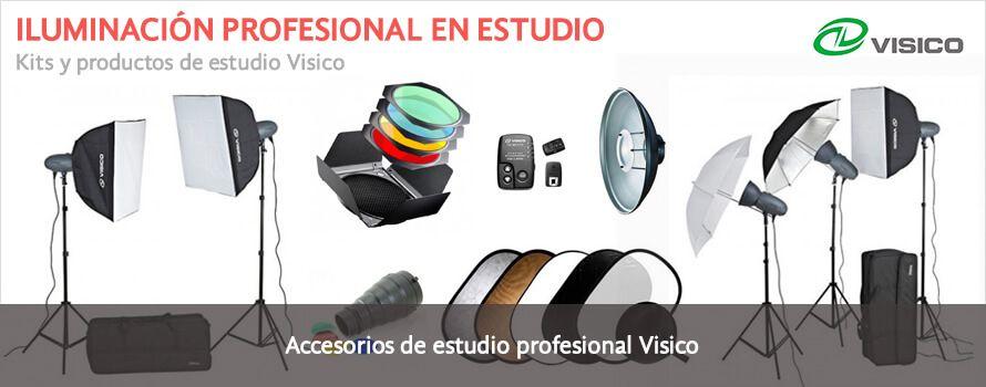 Kits Foto Estudio Visico