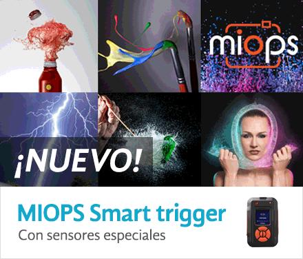 Disparador Miops Smart