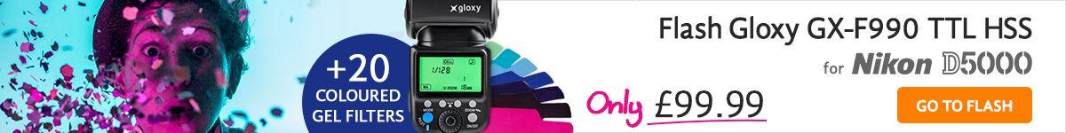 Flash TTL for Nikon D5000