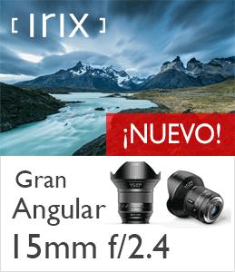 Objetivo Gran Angular 15mm Irix