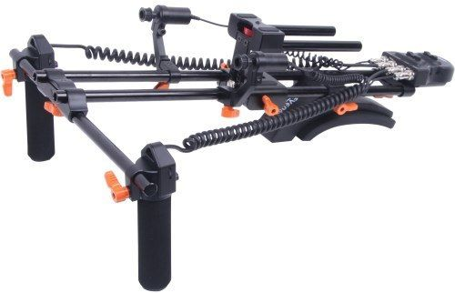 Sevenoak SK-MHF03 Shoulder rig with an electrical follow-focus system