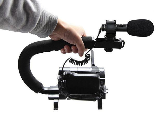 Micrófono Condensador Estéreo X/Y Boya BY-PVM50