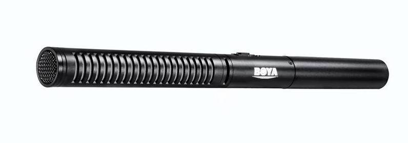 Micrófono Profesional Boya BY-PVM1000