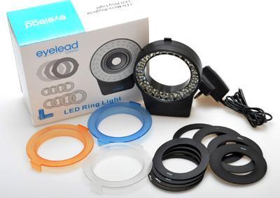 Eyelead 48 LED Ring Light