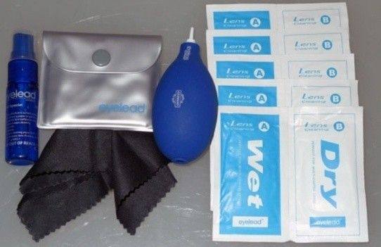 Eyelead Low Carbon Cleaning kit