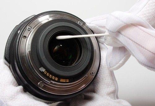 dar mantenimiento camara fotografico:
